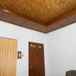 inside ceiling of room 2