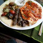 Exotic Petra Mixed Grill