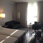 J'est séjourner trois fois dans cette hotel chambre superbe les suite son spacieuse avec chambre