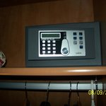бесплатный сейф в номере