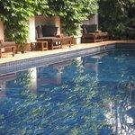 Peaceful pool