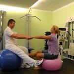 Fitness und Therapie