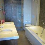 Bathroom of room 348