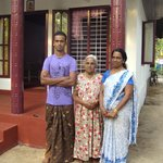 Vimal and his family