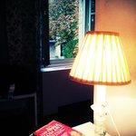 Super girly room called Lavander :)