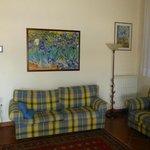 Apartment 3 - living room
