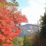 Late October Table Rock foliage