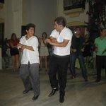 gangnam style... traditional turkish dance :P