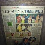 Vishalla: een must do!