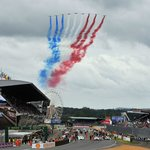 Start of the Le Mans 24 Hours