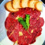 Fillet Carpaccio