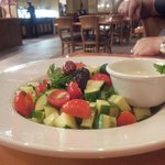 We also offer a variety of fresh, tasty and unusual salads!
