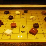Chocolate or chess?