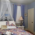 Ma chambre romantique , face à la Baie des Chaleurs