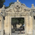Sanctuary Entrance