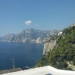 View towards Positano