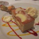 Apple & pear dessert