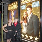 The Bodyguard, the best play we saw in London!