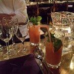 Cocktail maison (alcoolisé)