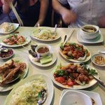 Seafood Harvest Mains