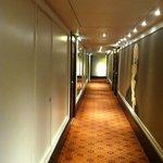 Hallway on 1st floor