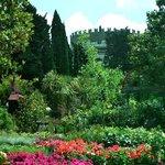 cecilia metella tomb transformed into a middle age castle