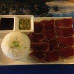 Il piatto di tonno