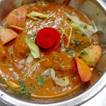 Great chicken curry