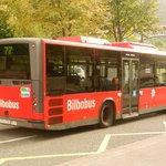 Bilbobus number 77