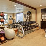 Don't miss a workout with our Fitness Centre, open 24/7