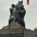 US Marine War Memorial