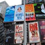 views of Broadway