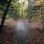 Peninsula State Park Trail