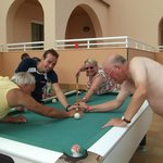 Killer pool game Andreia rep  was great fun