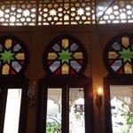 Porte fenêtre marocaine