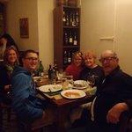 Dinner at La Buca di San Pietro