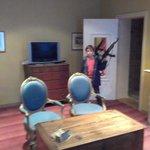 salon de la suite 14