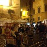 Dinner/ wine tasting in Cortona