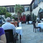 Hotel Courtyard/Patio