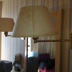 Stained lightshades