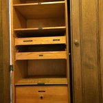 amazing old wardrobe
