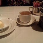 Banana Sorbet and 2-cup French Press of Jamaican Blue Mountain coffee