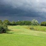 Hylliekroken golfbana