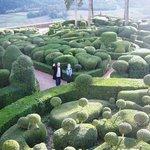 The gardens of Marqueyssac, Dordogne