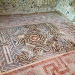Original mosaic tiles