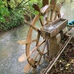 roue à eau