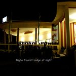 Night view of Digha Tourist Lodge