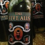 The Five Alls is a well packaged concept