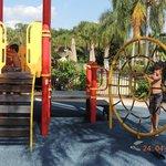área juegos infantiles