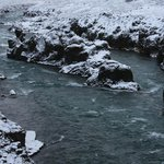 Downstream from Goðafoss - Traveling Viking